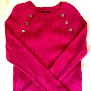 Chaps ribbed Sweater